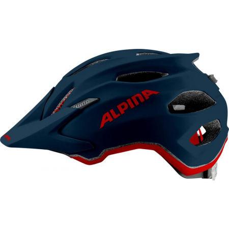 Alpina Sports CARAPAX JR - Cyklistická helma