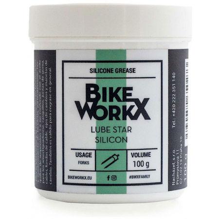 Bikeworkx LUBE STAR SILICON 100 g - Silikonová pasta