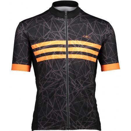 CMP MAN BIKE T-SHIRT - Pánský cyklistický dres