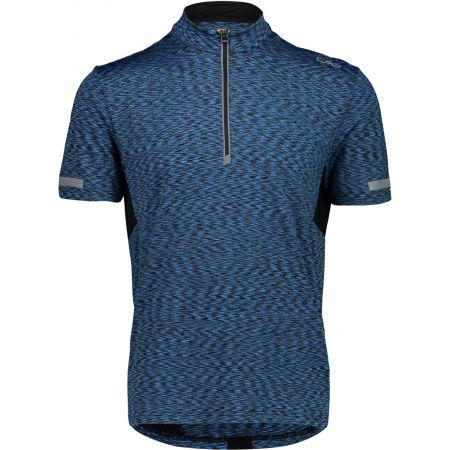 CMP MAN H-BIKE T-SHIRT - Pánský cyklistický dres
