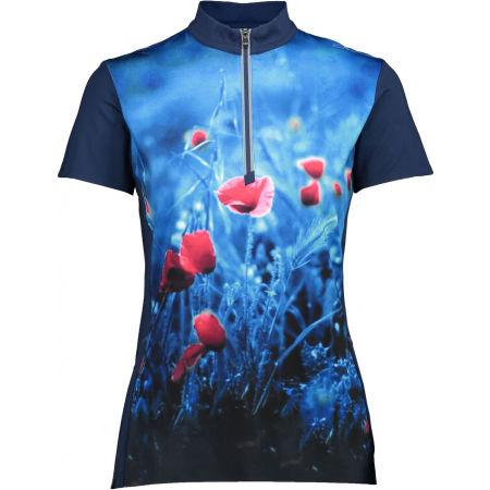 CMP WOMAN BIKE T-SHIRT - Dámský cyklistický dres