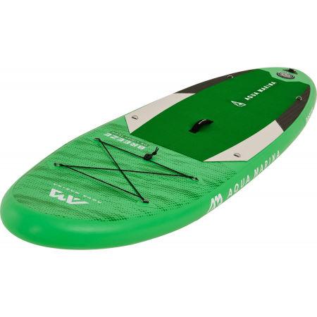 "Paddleboard - AQUA MARINA BREEZE 9'10"" - 4"