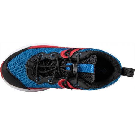 Dětská outdoorová obuv - Columbia YOUTH TRAILSTORM - 5