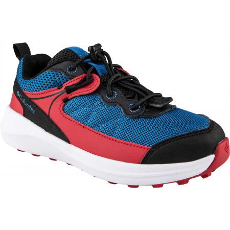 Columbia YOUTH TRAILSTORM - Dětská outdoorová obuv