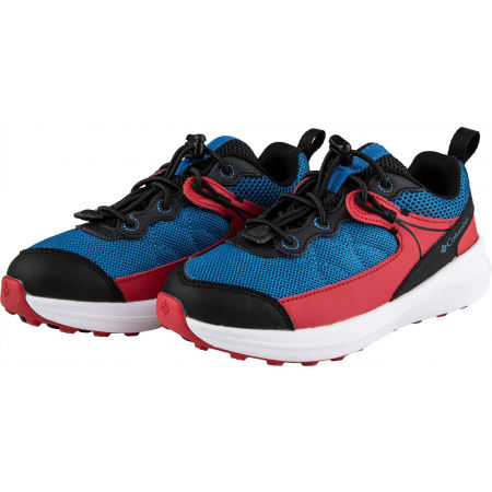 Dětská outdoorová obuv - Columbia YOUTH TRAILSTORM - 2