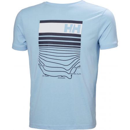 Helly Hansen SHORELINE T-SHIRT - Extra měkké pánské triko