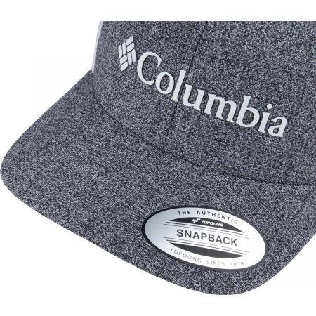 Stylová kšiltovka - Columbia CMESH SNAP BACK HAT - 3
