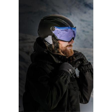 Lyžařská helma se štítem - Bolle V-LINE (59 - 62) CM - 4