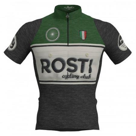 Rosti VINTAGE MERINO - Pánský cyklistický dres