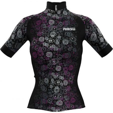 Rosti W DARK - Dámský cyklistický dres