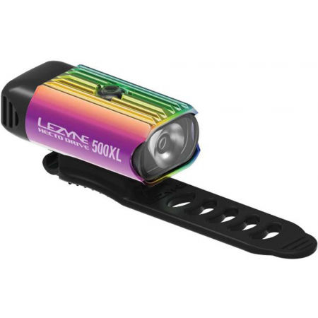 Lezyne HECTO DRIVE 500XL - Přední světlo