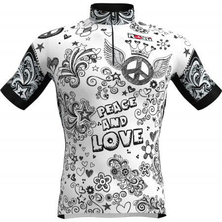 Rosti PACE AND LOVE - Pánský cyklistický dres