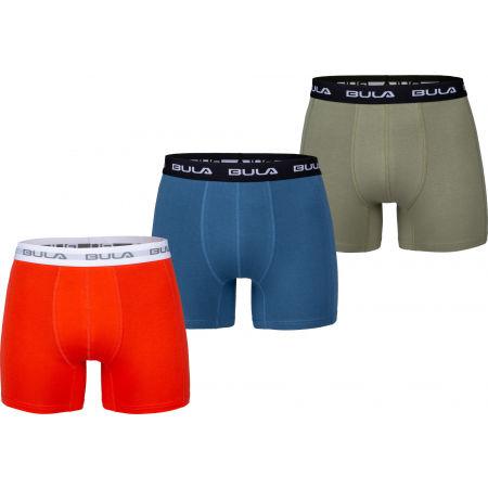 Bula 3PK BOXER - Pánské boxerky
