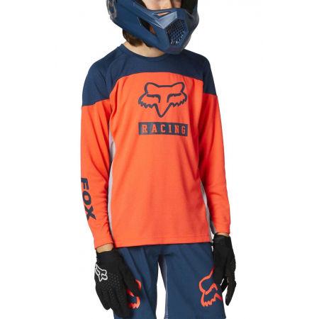 Fox DEFEND YTH - Dětský cyklistický dres