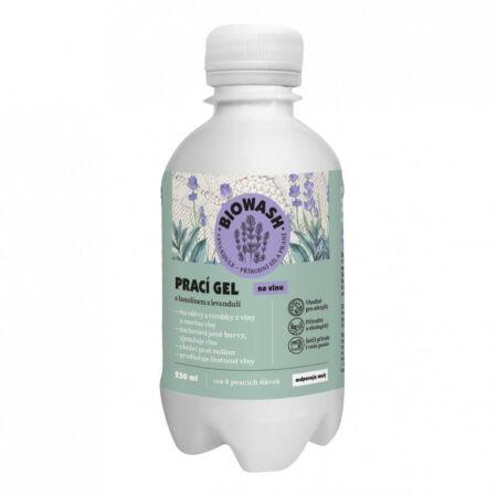 Bio Wash Prací gel s levandulí a lanolínem