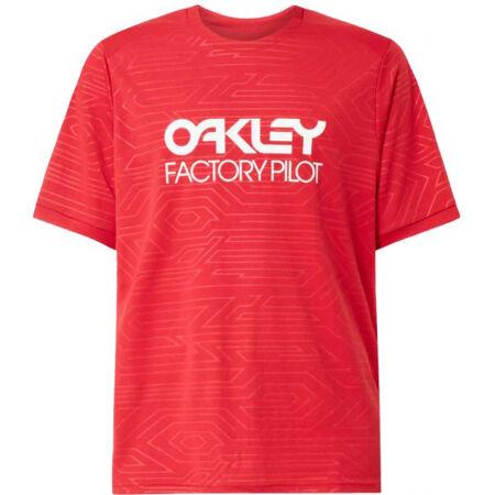 Oakley PIPELINE TRAIL TEE - Dres na kolo