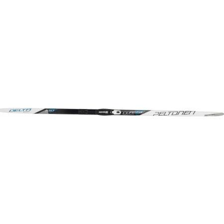 Běžecké lyže na klasiku s podporou stoupání - Peltonen DELTA + ROTTEFELLA BASIC - 2