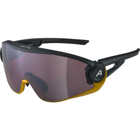 Alpina Sports 5W1NG Q+CM - Sluneční brýle