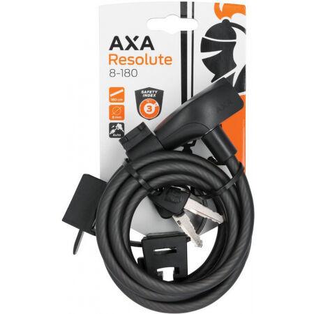Zámek na kolo - AXA CABLE RESOLUTE 8-180 - 4