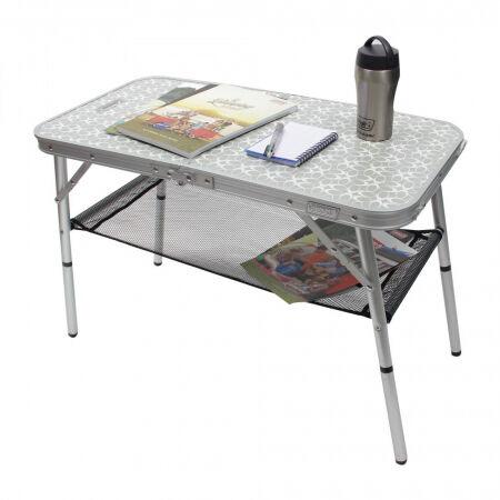 Malý kempingový stolek - Coleman MINI CAMP TABLE - 4
