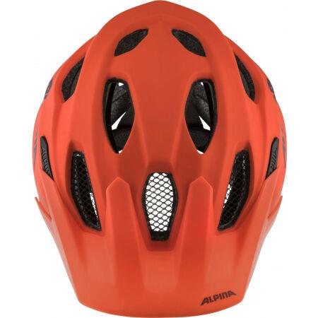 Juniorská cyklistická helma - Alpina Sports CARAPAX JUNIOR - 3