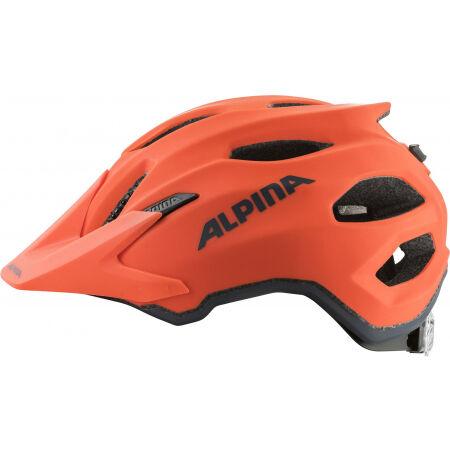 Juniorská cyklistická helma - Alpina Sports CARAPAX JUNIOR - 2