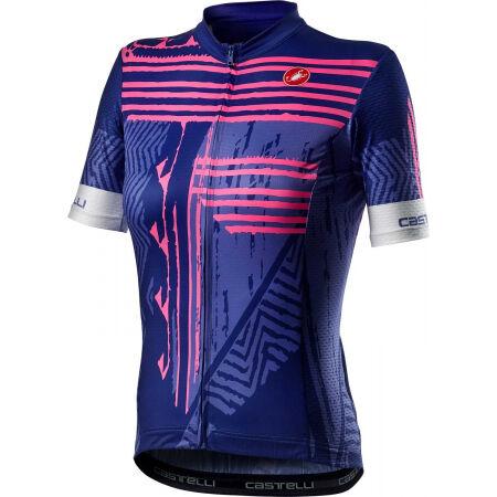 Castelli ASTRATTA W - Dámský cyklistický dres