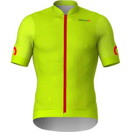 Briko GRANFONDO 2.0 - Pánský cyklistický dres