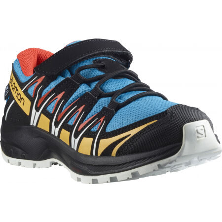 Salomon XA PRO 3D CSWP K - Juniorská outdoorová obuv