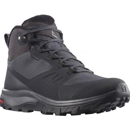 Salomon OUTSNAP CSWP W - Dámská zimní obuv