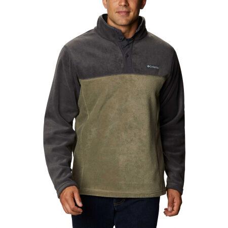 Columbia STEENS MOUNTAIN HALF SNAP - Pánský pulover