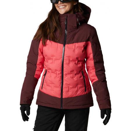 Columbia WILD CARD DOWN JACKET - Dámská lyžařská bunda