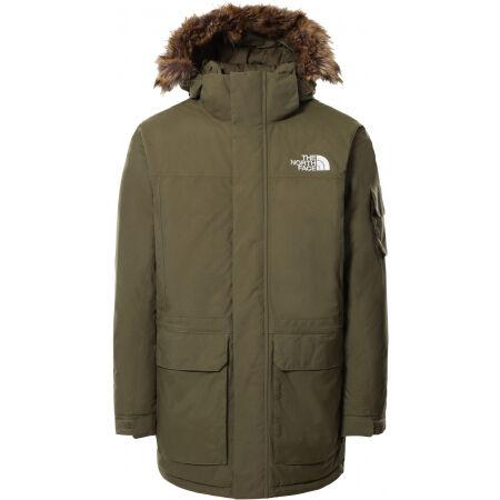 Pánská zimní bunda - The North Face M RECYCLED MCMURDO - 1