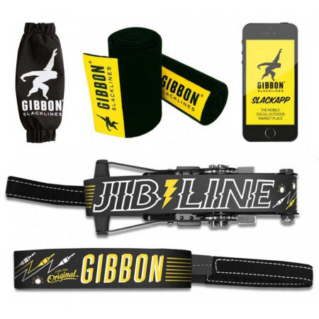Slackline set - GIBBON JIBLINE TREEWEAR SET - 2