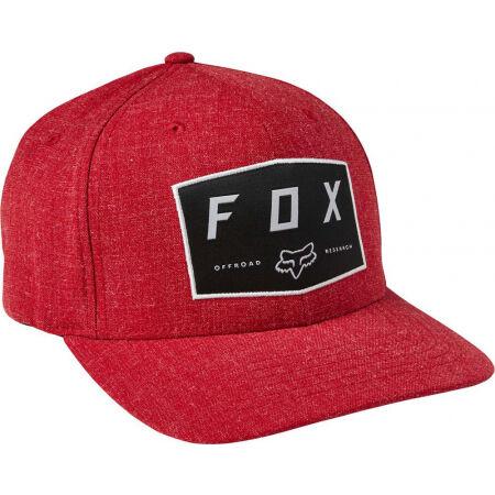 Fox BADGE FLEXFIT - Kšiltovka