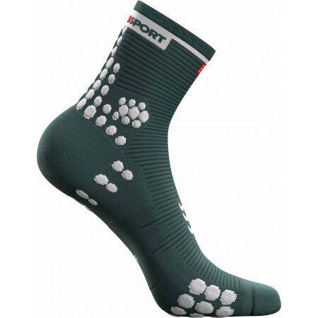 Běžecké ponožky - Compressport RACE V3.0 RUN HI - 4