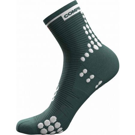 Běžecké ponožky - Compressport RACE V3.0 RUN HI - 8