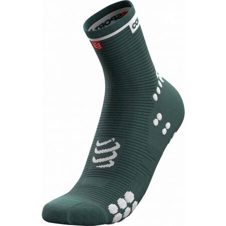 Běžecké ponožky - Compressport RACE V3.0 RUN HI - 9