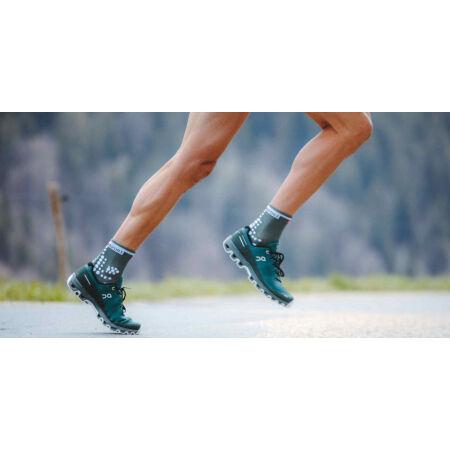 Běžecké ponožky - Compressport RACE V3.0 RUN HI - 10