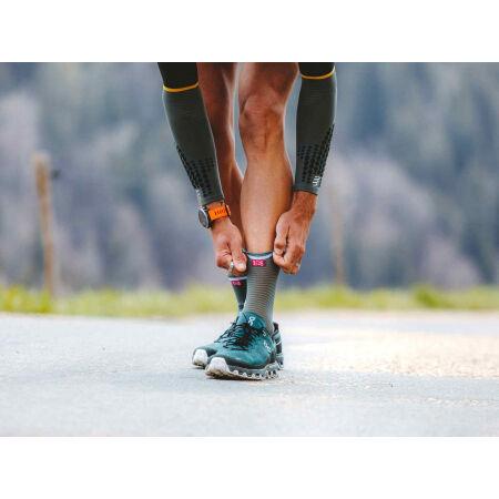 Běžecké ponožky - Compressport RACE V3.0 RUN HI - 13