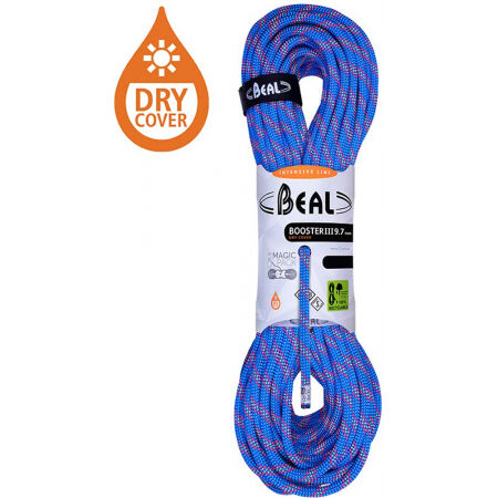BEAL BOOSTER III 9,7mm 60m - Lano