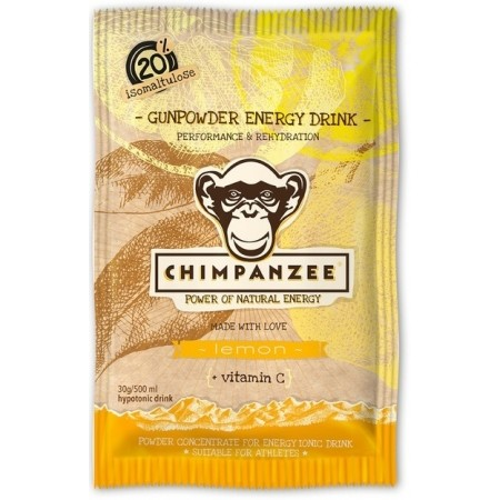 Chimpanzee GUNPOWDER LEMON EN.DRINK 30G