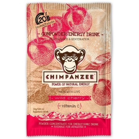 Chimpanzee GUNPOWDER WILD CHERRY EN.DRINK 30G
