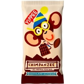 Chimpanzee YIPPEE BAR 35G CHOCOLATE - Energetická tyčinka
