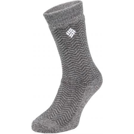 Pánské ponožky - Columbia THERMAL CREW - 1