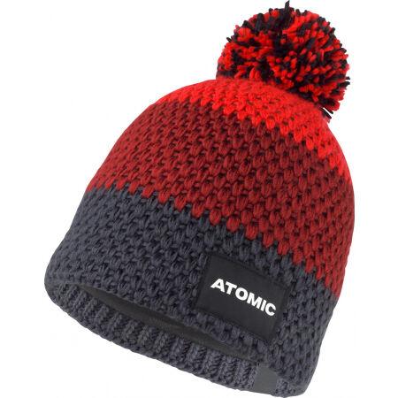 Atomic RACING BEANIE - Zimní čepice
