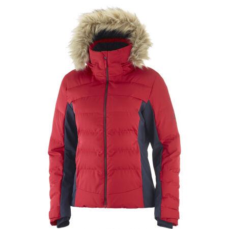 Salomon STORMCOZY JACKET W - Dámská lyžařská bunda