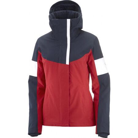 Salomon SPEED JACKET W - Dámská lyžařská bunda