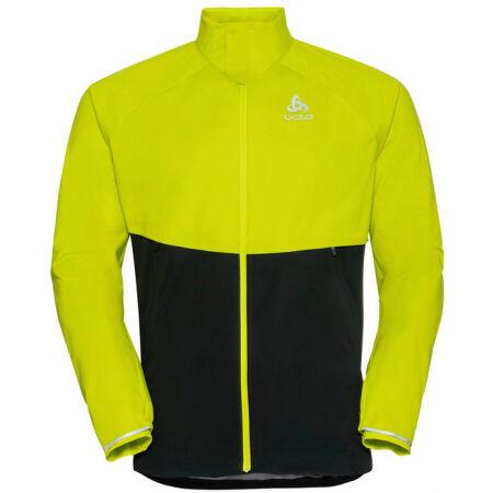 Odlo ZEROWEIGHT PRO WARM - Pánská běžecká bunda