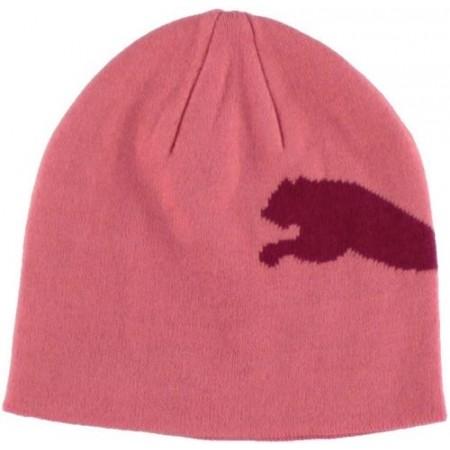 Juniorská zimní čepice - Puma BIG CAT BEANIE JNR - 1